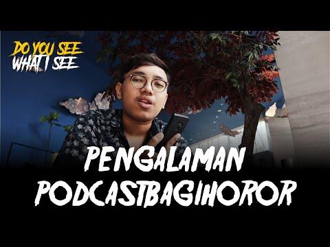 Cerita Horor True Story  #222 - Pengalaman Podcast Bagi Horor