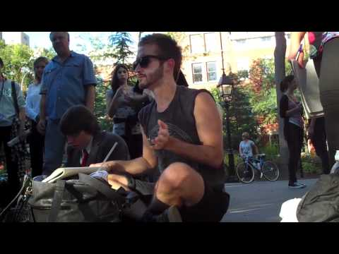 Direct Democracy Part 2 @ Occupy Wall Street - Facilitation Training for General Assembly's