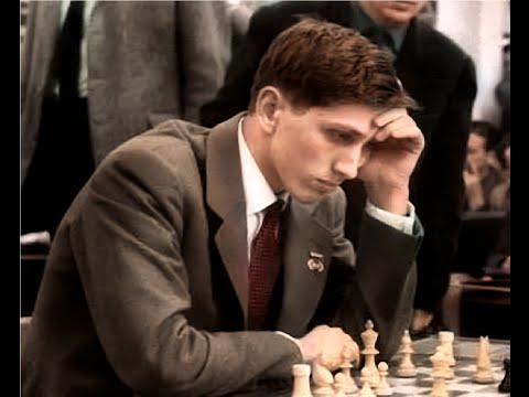 Chess Game Of The Century: Donald Byrne Vs Robert James Fisher 1956
