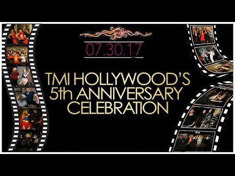 TMI Hollywood's  5th Anniversary Celebration