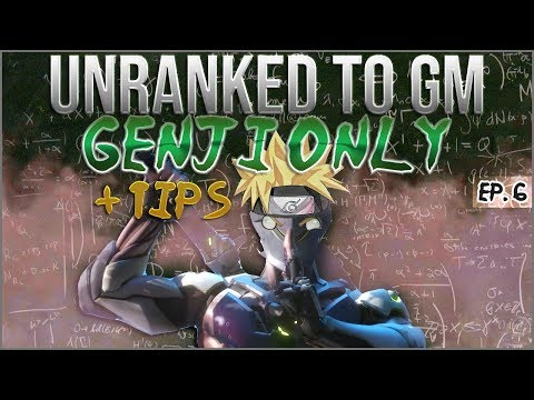 Unranked to GM: Genji Only - Ep. 6