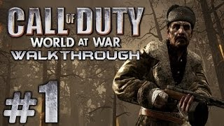 Прохождение Call of Duty 5: World at War - Миссия №1 - Всегда готов(Всем привет! Это мое прохождение игры Call of Duty 5: World at War и это его 1-ая часть. В этой миссии: ○ Зачистим остров..., 2013-11-24T03:22:43.000Z)