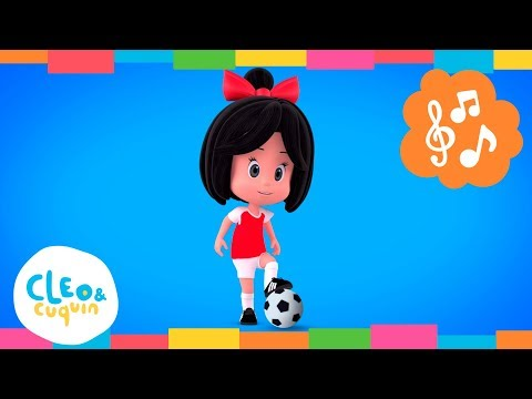 CLEO & CUQUIN- Laugh and Play- Anhtem for the 2018 FIFA World Cup