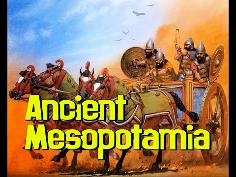 The History of Ancient Mesopotamia in 15 Minutes