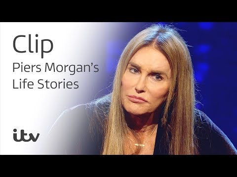 """Of course I didn't trust them"" Caitlyn Jenner on Piers Morgan's Life Stories 