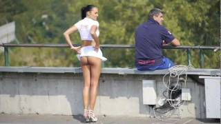 Repeat youtube video Windy Skirt Sexy Thong Ass - Hungaroring