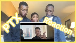 PTX - New Rules/Are you that Somebody REACTION
