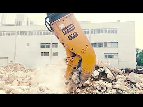 OSA Demolition Equipment - FPV Series