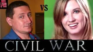 GRACE RANDOLPH vs JOHN CAMPEA Movie Youtuber civil war
