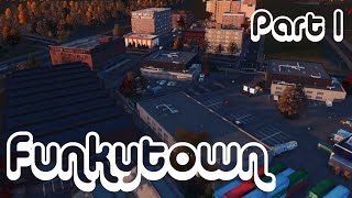 Baixar Highway Connection & Industrial Area! | Cities Skylines: Funkytown | Part 1
