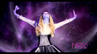 Клип Novi Stars на русском языке!