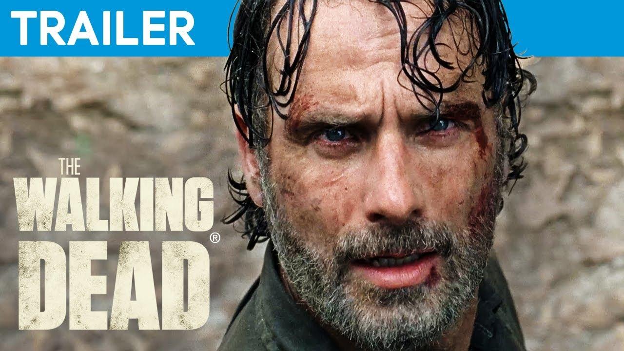 Walking Dead Staffel 8 Trailer Deutsch