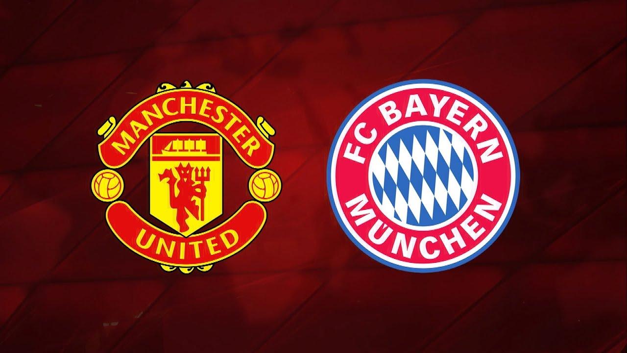 Clash of European Giants: Manchester United vs FC Bayern Munich - YouTube