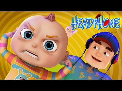 TooToo Boy - Headphones(New Episode) | Cartoon Animation For Children | Videogyan Kids Shows