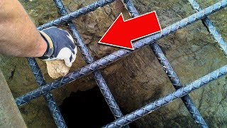 Dropped The Stone Into The Deepest Hole In The World, AND THAT'S WHAT HAPPENED