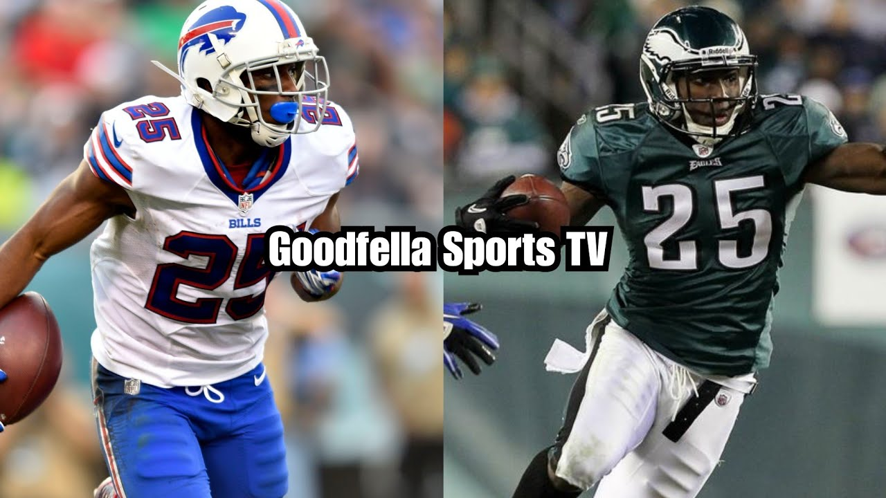 c1a792807a0 Philadelphia Eagles May Trade for Bills RB LeSean Mccoy | Eagles Not  Intrested in Le'Veon Bell.