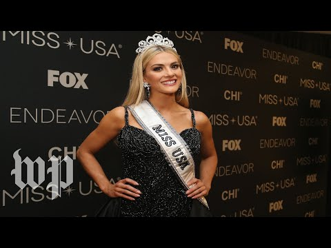 Miss USA apologizes for comments about Miss Universe contestants' English