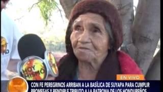 TVC Hoy Mismo- Católicos abarrotan la Basílica de Suyapa para rendirle homenaje