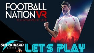 Football Nation VR (formerly VRFC) - Big Update, Lets Play | PS4 Pro Gameplay Footage