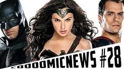Comic Con 2015 Vorschau| Neue Bilder zu Batman v Superman und Deadpool - COMICNEWS # 28