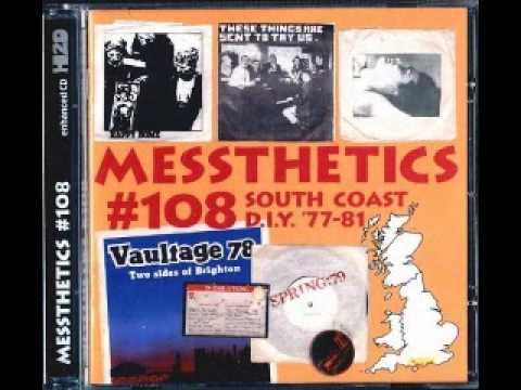 Various -- Messthetics South Coast D.I.Y. '77-81 ( FULL )