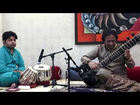 Raag Maru Bihag   Shahid Parvez Khan   Bazm E Khas   Live Concert