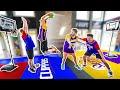 INSANE NBA 2v2 Mini Hoop Basketball (Lakers vs. Clippers)