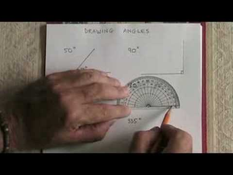 drawing-angles-with-a-protractor