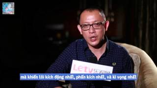 [Vietsub] [TFBOYS CUT] Đạo diễn Run For Time Hồng Đào nói về TFBOYS