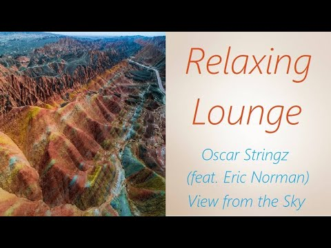 Lounge Music [Oscar Stringz (feat. Eric Norman) - View From the Sky] | ♫ RE ♫