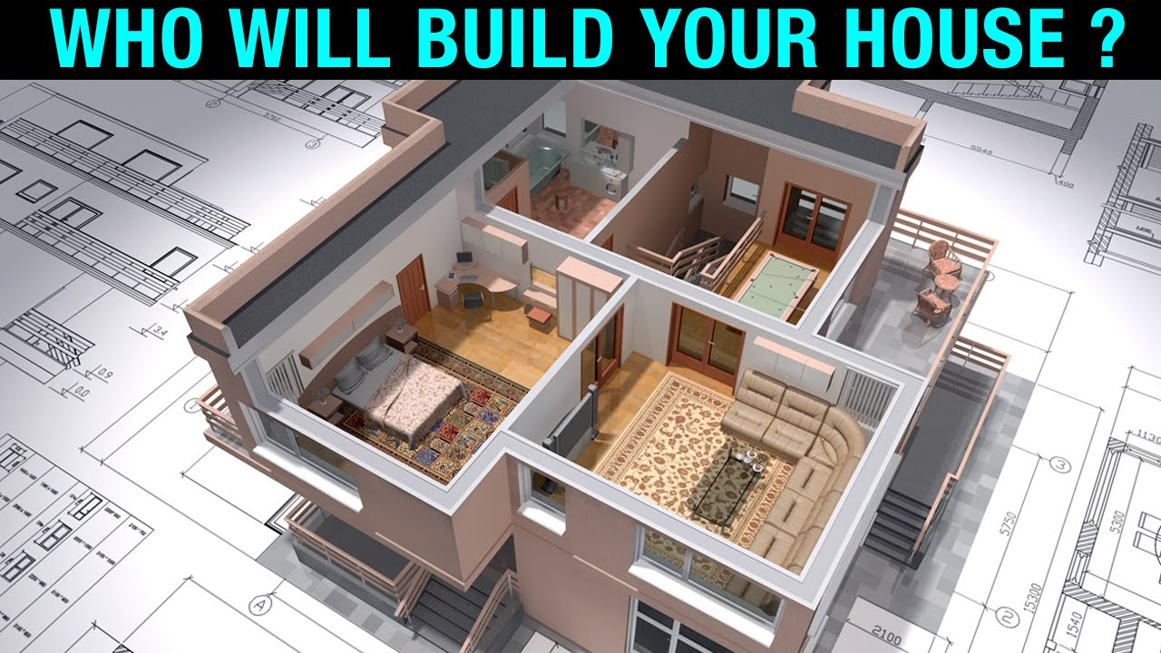 Who will build your house by archemedys youtube for Customize your house