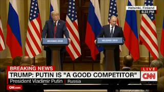 Саммит РФ-США: кореша Вова и Дональд заврались окончательно ч.2 (16/07/2018)
