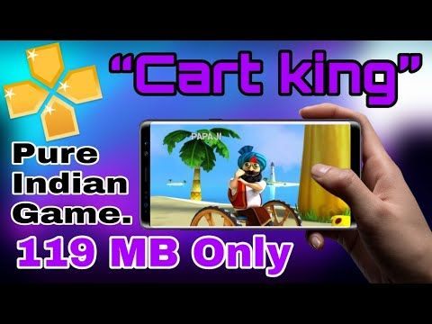 Download Cart Kings | Pure Indian Game | An PSP Game | Only 119 MB | For 1 GB Ram Also | With Proof.