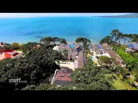 $35m luxury mansion with nine bathrooms for sale in Auckland   Stuff co nz 1