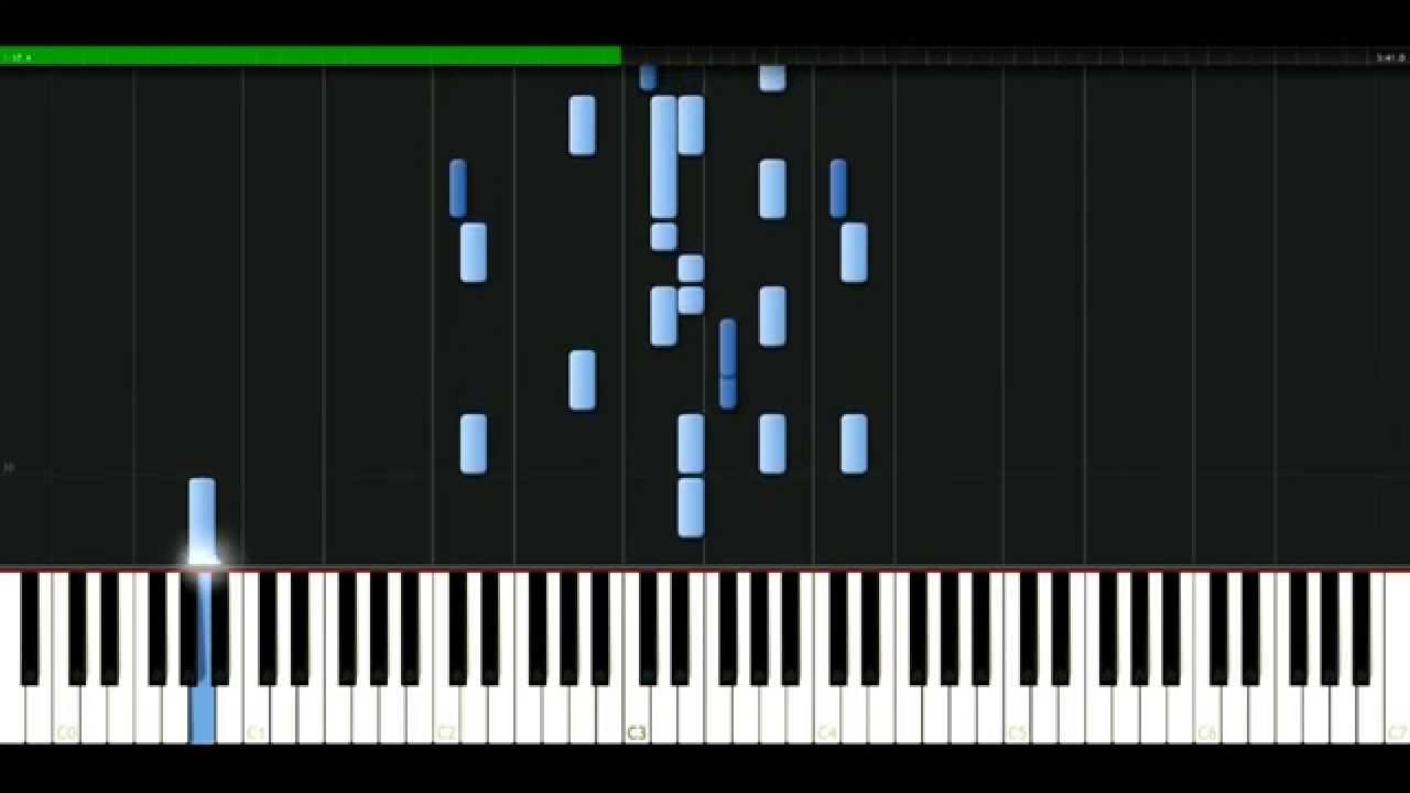 Leona lewis homeless piano tutorial synthesia passkeypiano leona lewis homeless piano tutorial synthesia passkeypiano hexwebz Images