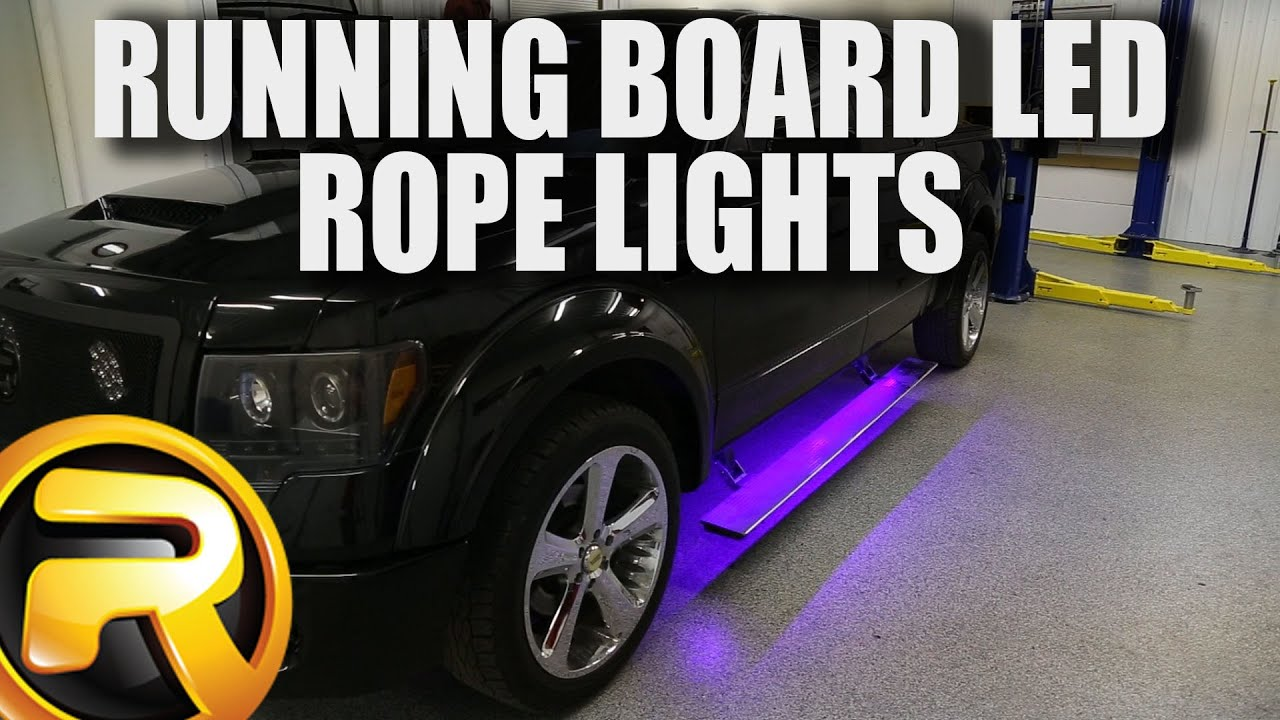 How to install led rope lights youtube how to install led rope lights aloadofball Choice Image