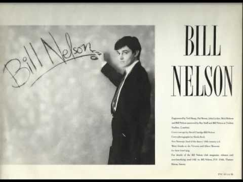 Bill Nelson - A Private View, Age Of Reason, Glow World - Live (audio) 1984 - Part 1 of 4