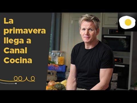 La primavera llega a Canal Cocina | Nuevos programas de televisión