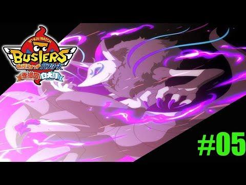 Yo-Kai Watch Busters:  White Dog Team - #05 Probando a Oskyubi