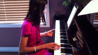 Bangladesh national anthem played by Priscilla chirom