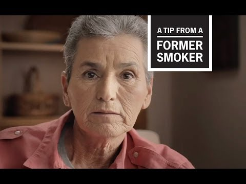 CDC: Tips From Former Smokers - Rose's Ad