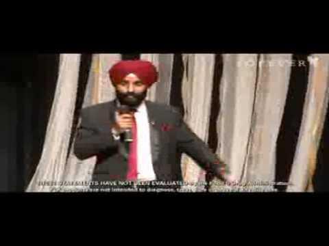 Varinder Singh Saggu at Mumbai Success Day_Sponsor Name: Umesh Kapar  Sponsor FBO ID #910004927571