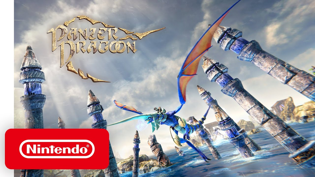 Nintendo Switch - Panzer Dragoon - Launch Trailer - Nintendo