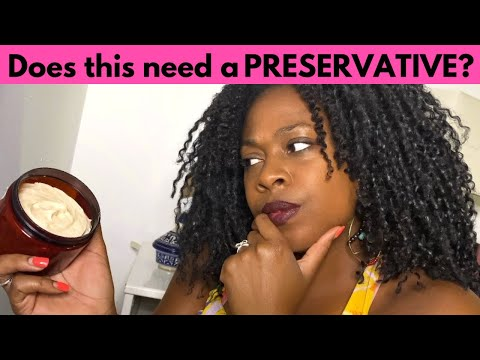 Preservatives | How to Preserve Homemade Hair Products| DIY Cosmetics