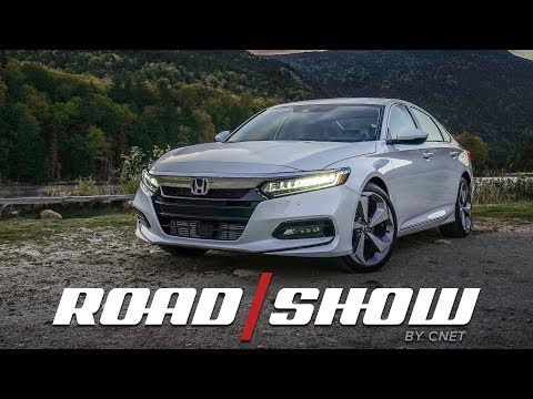 Honda's 2018 Accord does it all, even better