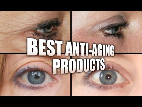 THE TOP 5 BEST ANTI-AGING PRODUCTS!