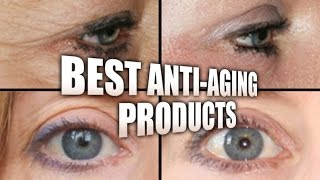 Gambar cover THE TOP 5 BEST ANTI-AGING PRODUCTS! PLUS THE HOLY GRAIL OF EYE SERUMS!