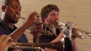 """Rude"" Top Shelf Brass Band (Magic Cover)"