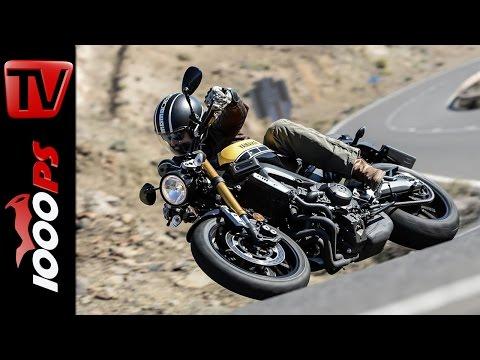 Yamaha XSR900 Test 2016 | Fazit, Onboard, Fahreindrücke