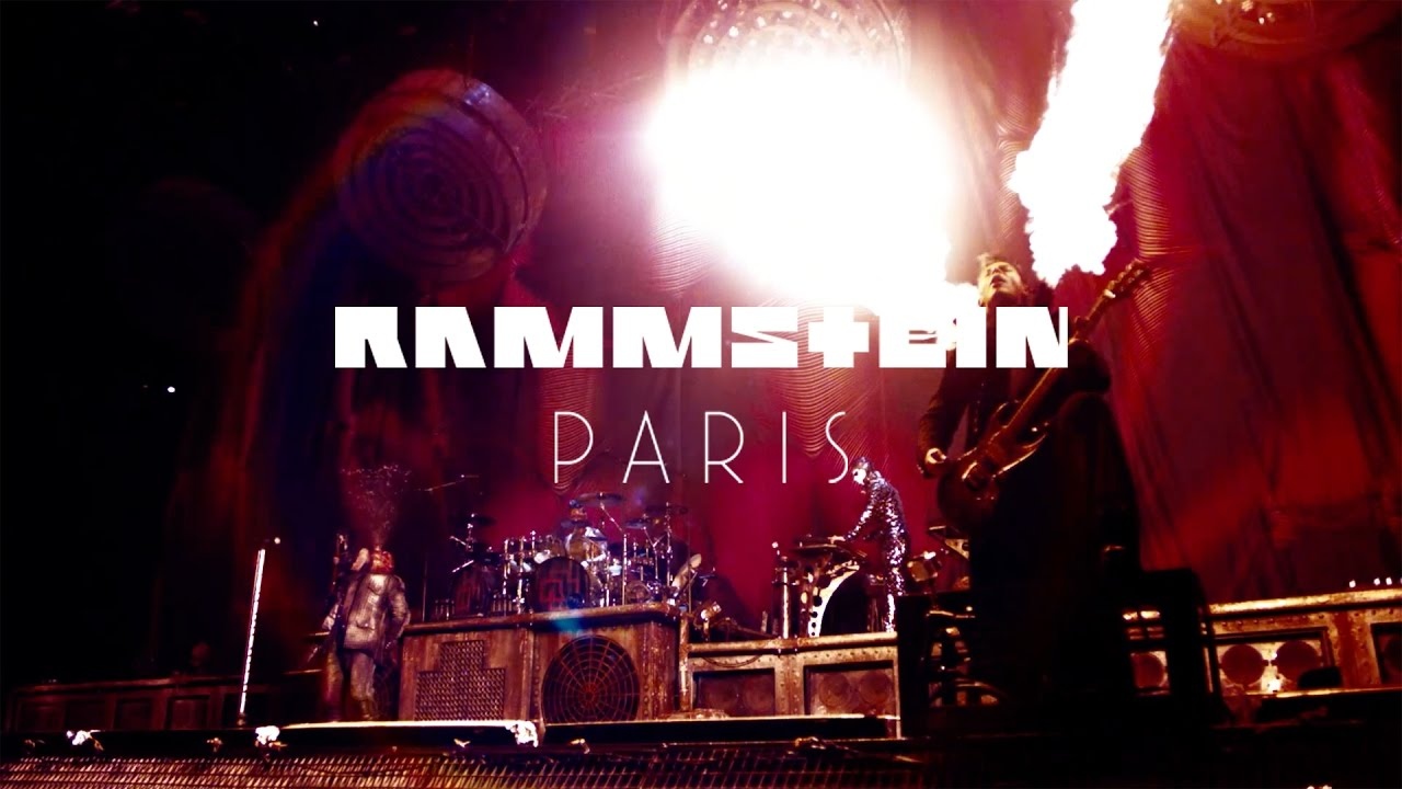 Rammstein Paris Stream